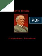 Enver Hoxha El Imperialismo y La Revolucion