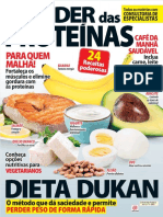 O Poder Dos Alimentos Brazil - Issue Proteinas - Novembro 2016