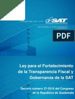 Decreto 37-2016