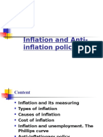 Inflation and Policy Nnn 2003 Mod