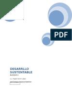 DESARRLLO SUSTENTABLE