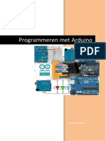 programmeren met arduino blanco