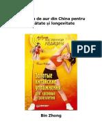Exercițiu de aur din China pentru sănătate și longevitate
