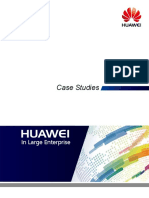 Huawei in Large Enterprise 2014