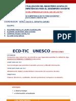 UNESCO Estándares Docentes