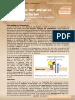 Immune Responses to Bacteria (Respuestas Inmunitarias Frente a Bacterias)