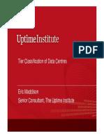 03 Tier-klassifikation Af Datacentre ENGELSK