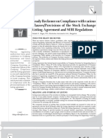 28 Ready Reckoner on Compliances