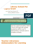 lis 773 - assessment of the school library program2