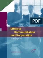 Petra Knechtel - Effektive Kommunikation Und Kooperation.pdf