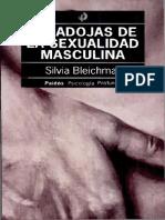 PARADOJAS DE LA SEXUALIDAD MASCULINA -Silvia Bleichmar - (2006).pdf