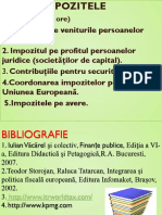 Tema 3. Impozitele Directe În Diferite Ţări Ale Lumii