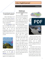 A΄ Class English Journal