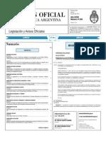 Boletin Oficial 01-07-10 - Primera Seccion