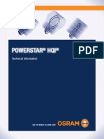 Powerstar Hqi Technical Guide
