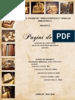 Afis Biblioteca