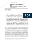 foundations of public opinion on voter id laws