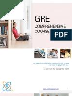 GRE Brochure