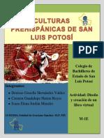 Culturas Prehipanicas de San Luis Potosi M1E