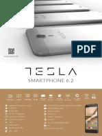 Tesla Smartphone 6 2 Data Sheet