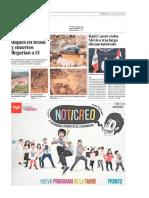 La Tercera Desastre en Brasil