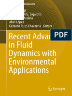 (Environmental Science and Engineering) Jaime Klapp, Leonardo Di G. Sigalotti, Abraham Medina, Abel López, Gerardo Ruiz-Chavarría (Eds.)-Recent Advances in Fluid Dynamics With Environmental Applicatio