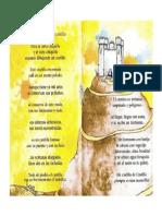 Poesía Castillo de Gloria Fuertes