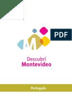 Guia Turistica Oficial Descubra Montevideu- Portugues