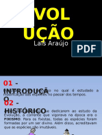 01 - TEORIAS EVOLUCIONISTAS