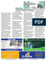 Pharmacy Daily for Mon 13 Feb 2017 - Pharmacy MyHR funding, Supercare Pharmacies tender, Four Corners targets pharmacists tonight, Weekly Comment and much more