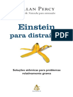 Einstein Para Distraidos - Allan Percy