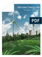 Alexcina Energy Profile