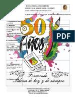 Formato de Proyecto Servicio Social Estudiantil