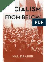 Que es el socialismo desde abajo?