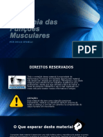Anatomia Das Funcoes Musculares