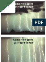 BRO. Come Holy Spirit-New