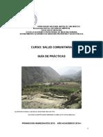Guía de Salud Comunitaria 2014 (1)