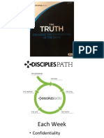 Book 4 - The Truth - Session 3 - The Purpose and Work of Chirst
