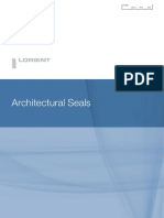 Lorient Architectural Seals Brochure