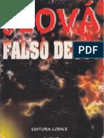 Jeova Falso Deus - Livro