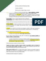 Principios y Fundamentos Del Derecho Procesal Penal