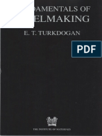 (Matsci B0656) E.T. Turkdogan-Fundamentals of Steel Making-Maney Materials Science (2010)