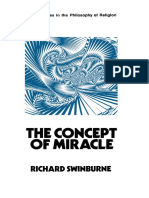 Richard Swinburne Auth. the Concept of Miracle