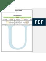 Rubrica Integrada de Evaluacion 2016-1
