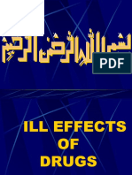 Ill Effects of Self Medication
