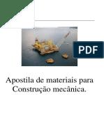 Apostila - Materiais de Construção Mecânica