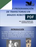 Diseño y Prog. de Trayectorias