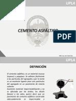 SESIÓN N°03 - CEMENTO ASFÁLTICO