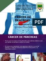 CA. de Pancreas