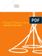 Musical Theatre Syllabus